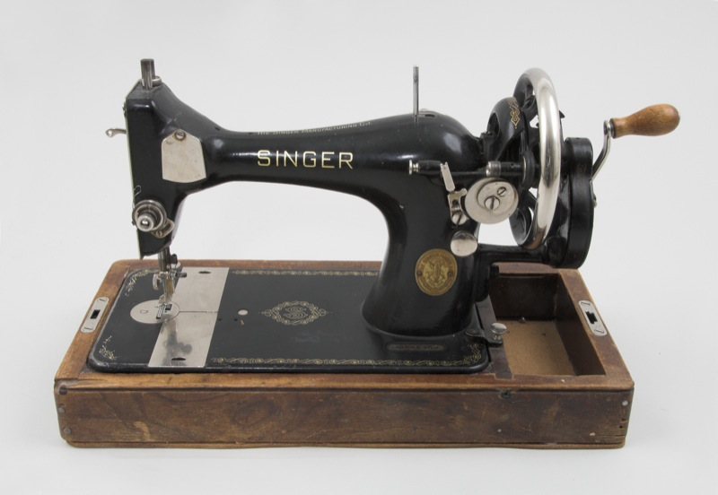 Singer Sewing Machine Narrative Threads Gorgeous Singer Sewing Machine Company