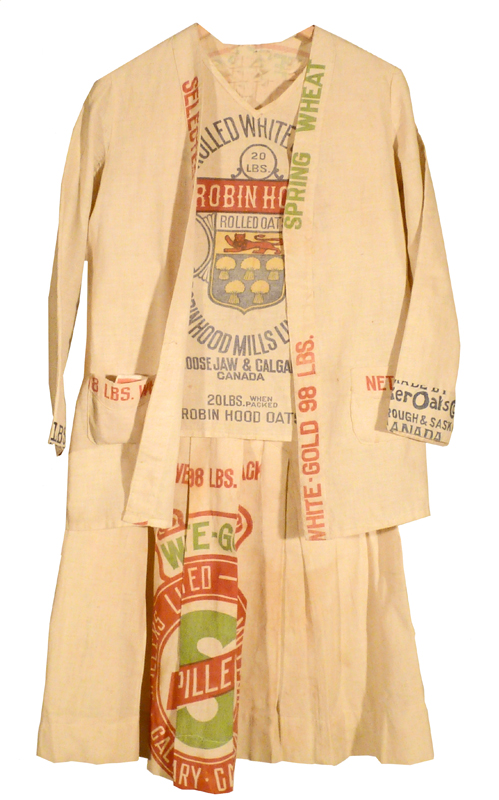Flour Sack Costumes - Narrative Threads